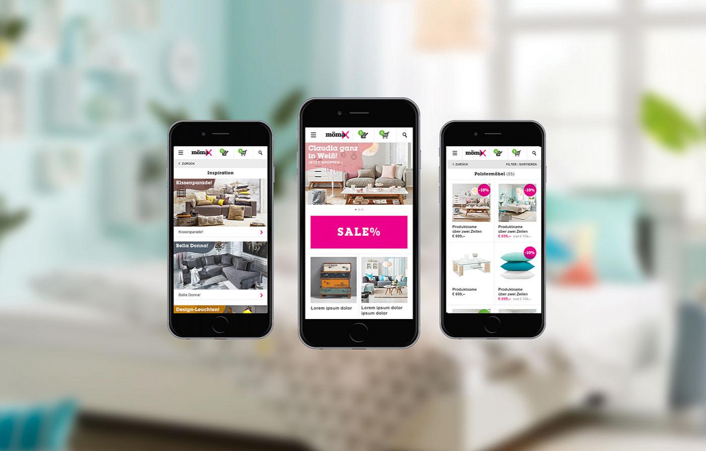 M max app lisa giorgio for Raum gestalten app
